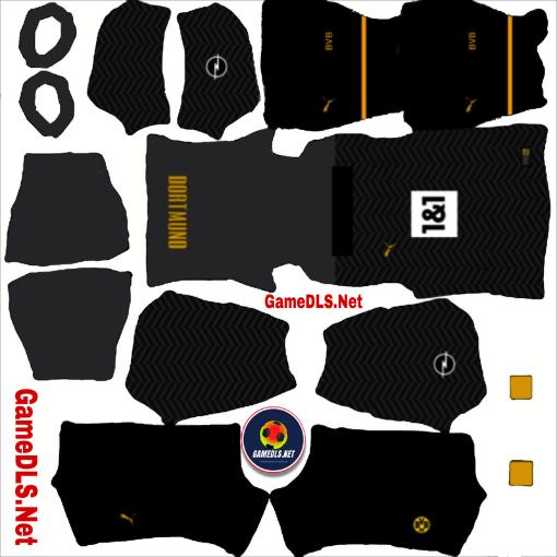 Borussia Dortmund 2022 DLS