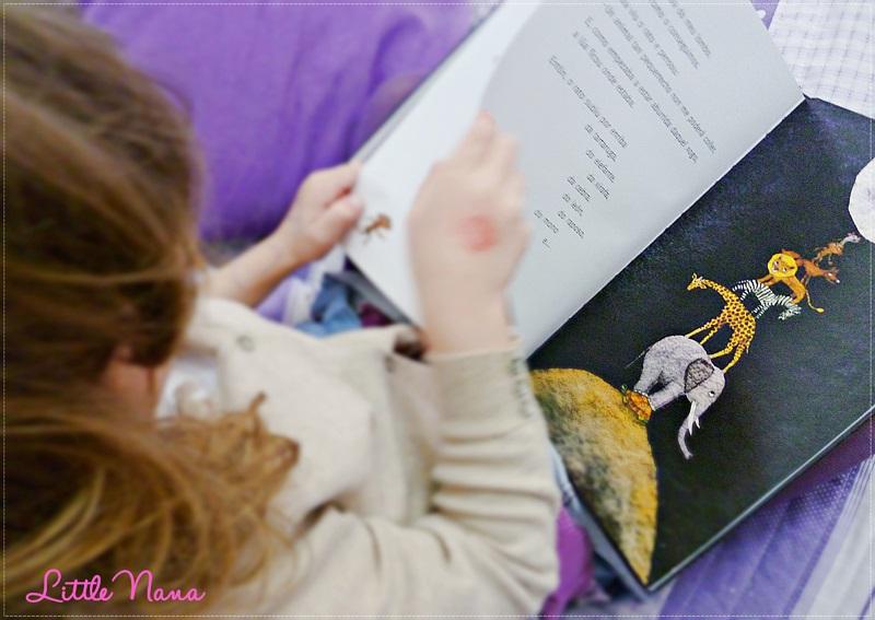 Hoy leemos a que sabe la luna kalandraka