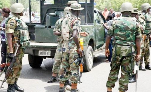 Just In: Soldiers arrest 'Phyno' for kidnapping - 247 Nigeria News