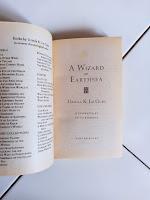 1 A Wizard Of Earthsea