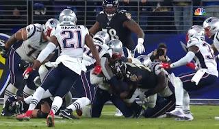 Ravins vs Patriots | NFL Week 9 2019