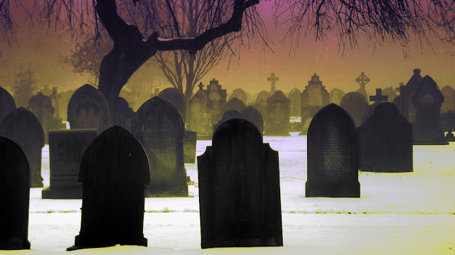 Kasauli Graveyard