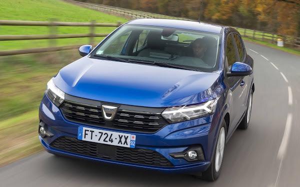 Novo Renault Sandero 2021