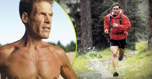 Corredor super humano puede correr por días sin cansarse