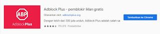 cara menambahkan ekstensi di google chrome