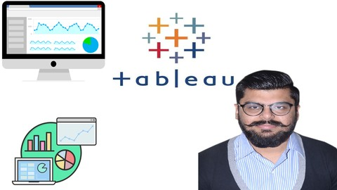 Learn Tableau - Beginner to Advanced (Add to your resume)