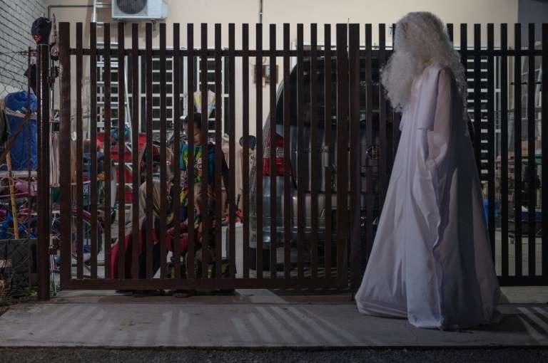 """En Malasia ronda un """"fantasma"""" contra el fantasma"""