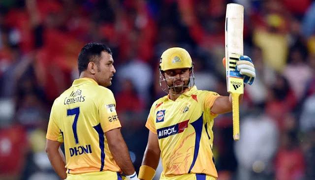 धोनी को लेकर रैना ने दिया बड़ा बयान, कहा उनकी वजह से मै भी नहीं खेलूँगा IPL