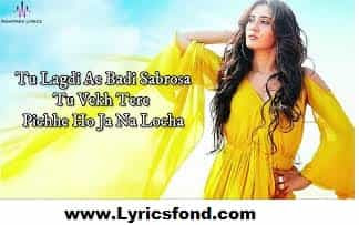 Hermosa (LYRICS) - Aastha Gill