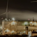 Laatste windmolen Windpark Industrieterrein Moerdijk geplaatst