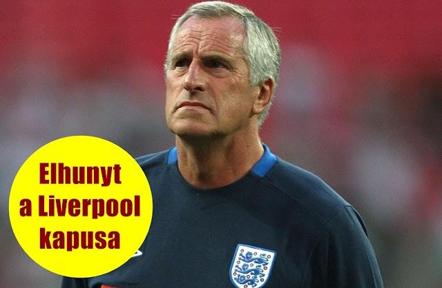 Gyászol a sportvilág, elhunyt a Liverpool kapusa
