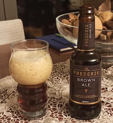 Frederik Brown Ale Bira Değerlendirmesi - Koyu Renkli Siyah Stout Bira
