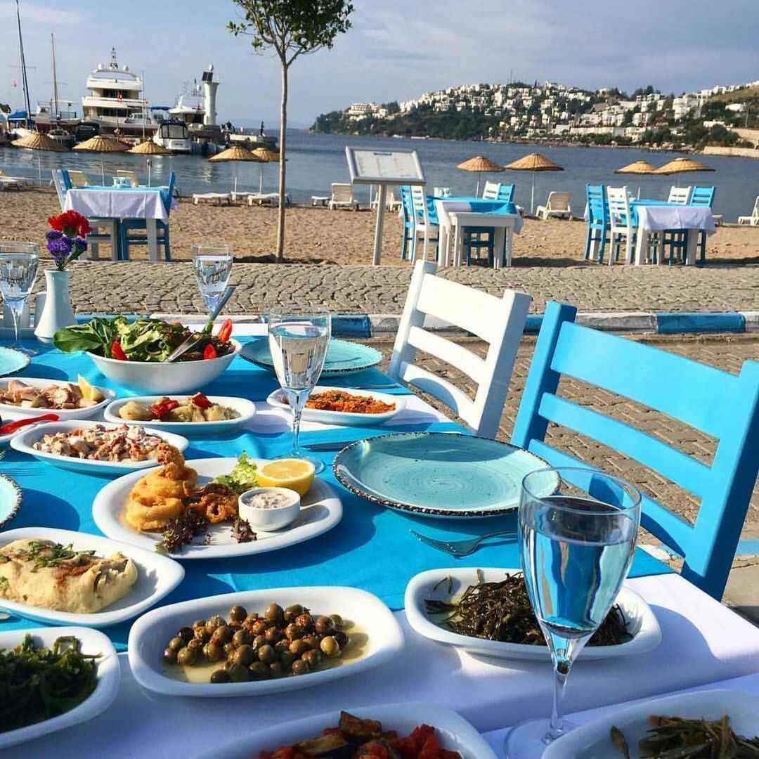 paragadi balık restaurant bodrum muğla menü fiyat listesi meze manzara sahil