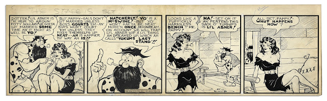 28 February 1941 worldwartwo.filminspector.com Li'L Abner by Al Capp