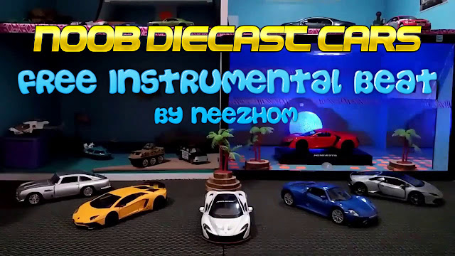 Diecast Cars collection - Free Instrumental Beat