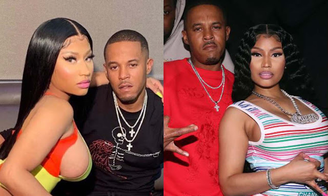 Nicki Minaj's husband Kenneth Petty reportedly arrested