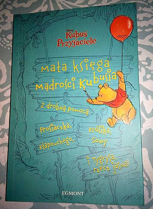 świat Toli Kubuś I Przyjaciele Mała Księga Mądrości Kubusia