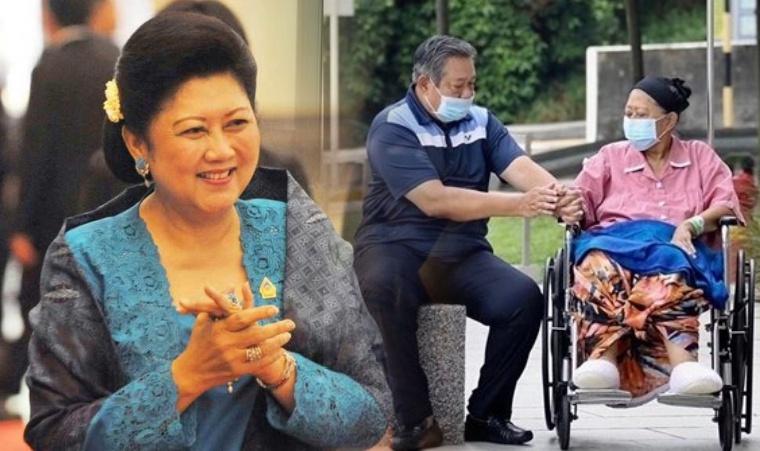 Kabar Duka : Any Yudhoyono, Mantan Ibu Negara RI Meninggal Dunia di Singapura