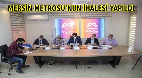 MERSİN,Mersin Haber,Vahap Seçer,Mersin Büyükşehir Belediyesi,