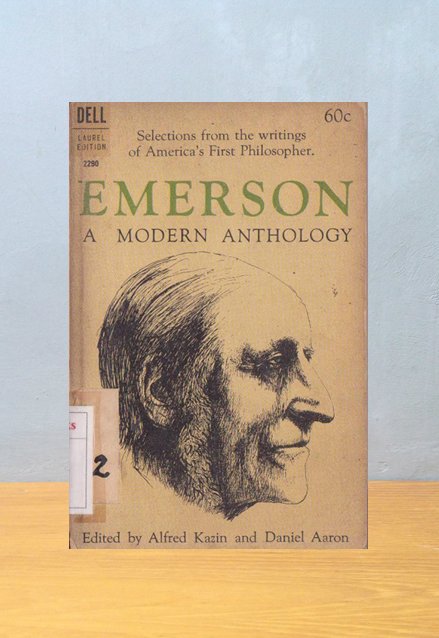 A MODERN ANTHOLOGY, Emerson
