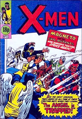 X-Men pocket book #13, the X-Men