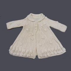 c2581006b McAree Blog: Little Vintage Christening Coat and Bonnet