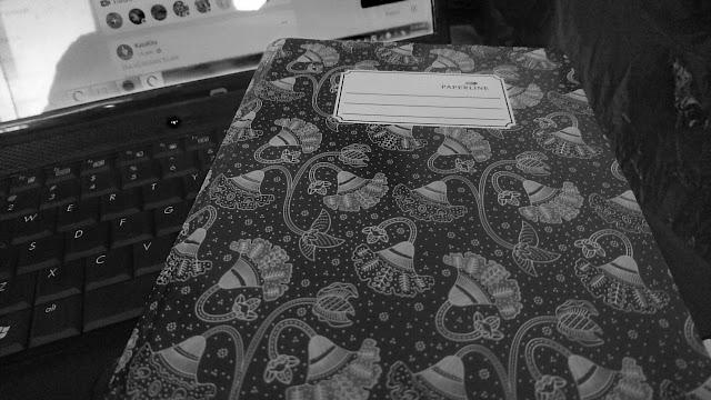 buku jurnal harian