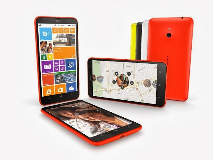 Nokia Lumia 1320 officially announced