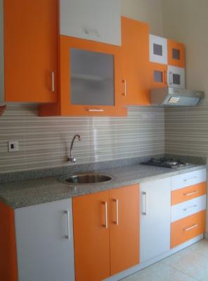 Beberapa Warna Interior Dapur Yang Tepat