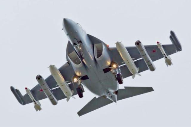 Yakovlev Yak-130 Specs