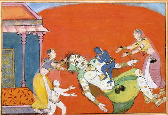 जब श्री कृष्ण ने लिया मामा कंस से बदला, ये थे उनके पाच सबसे बड़े शत्रु
