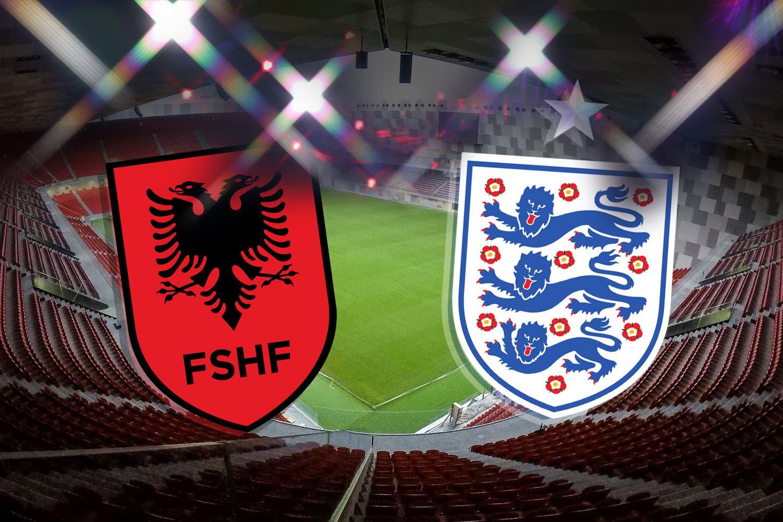 بث مباشر مباراة انجلترا والبانيا