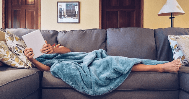 Make PayPal Cash while relaxing on the couch