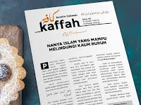 HANYA ISLAM   YANG MAMPU MELINDUNGI KAUM BURUH - Buletin Kaffah Edisi 162