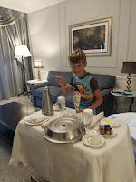 Room Service @Charleston Place