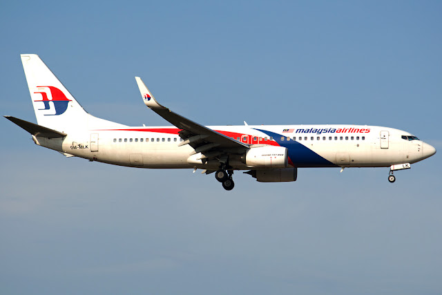 Boeing 737-800 Malaysia Airline 9M-MLK