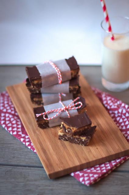 Barres chocolatées