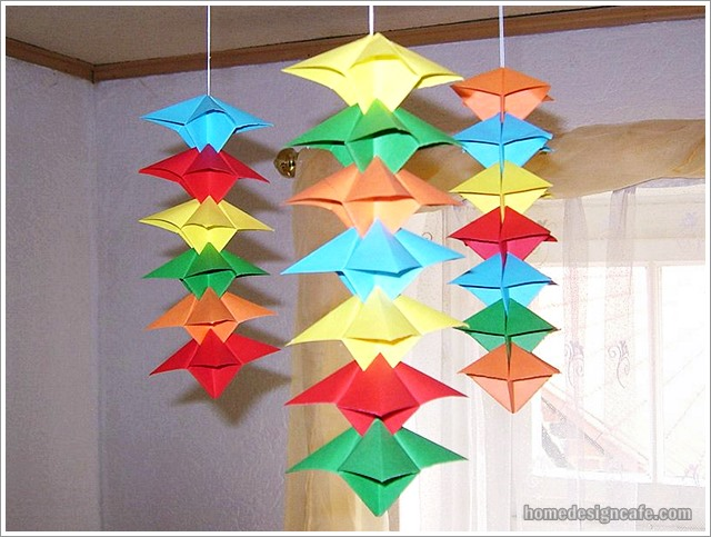 DIY Ceiling Decorations For Kids