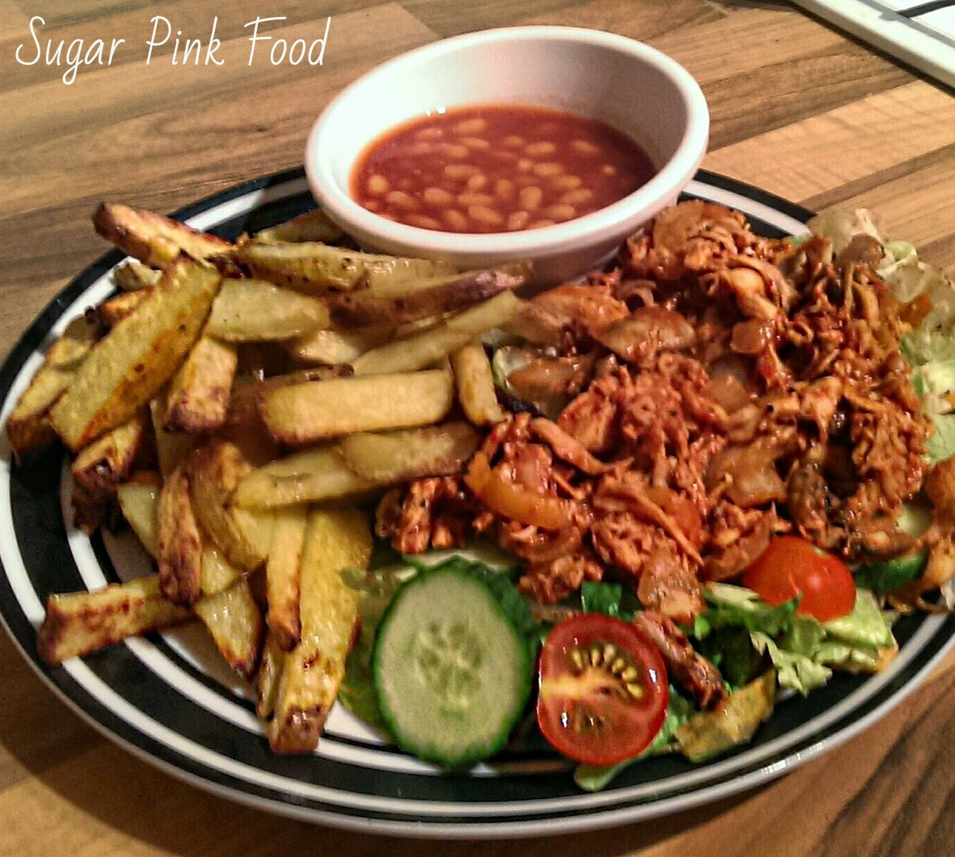Pulled Fajita Chicken slimming world recipe