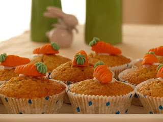 carrot muffins for kids