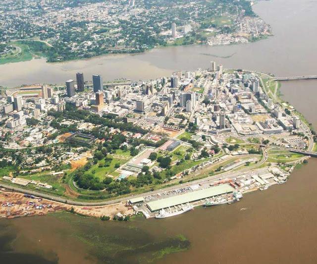 Abidjan - Costa do Marfim