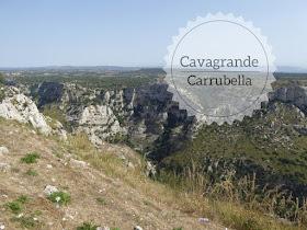 Escursione a Cavagrande lungo il sentiero Carrubella