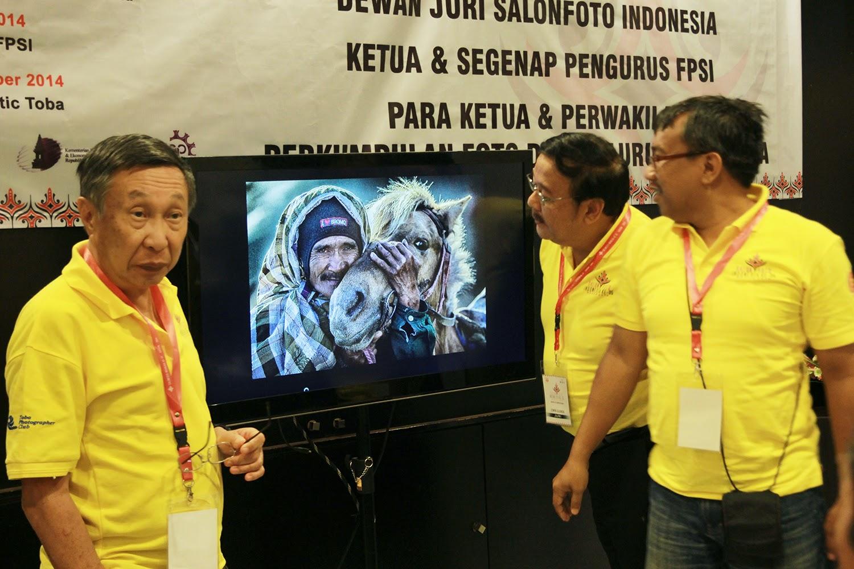 Penjurian Salonfoto Indonesia ke-35