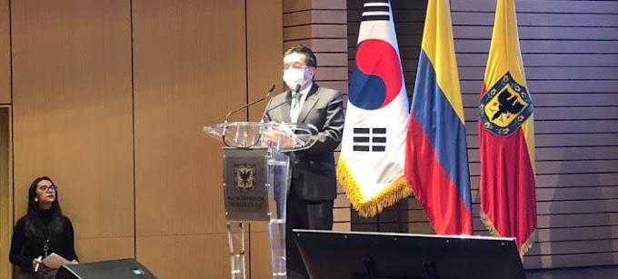 Gobierno de Corea ofrece donación a Colombia para el covid-19