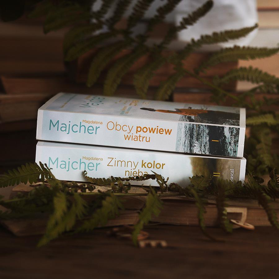 #86 Obcy powiew wiatru - Magdalena Majcher - recenzja - czy warto przeczytać?