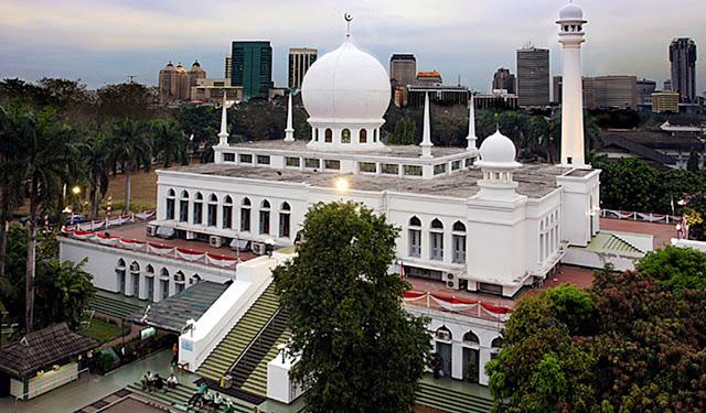 Masjid Agung Al-Azhar Jakarta yang Bernilai Historis