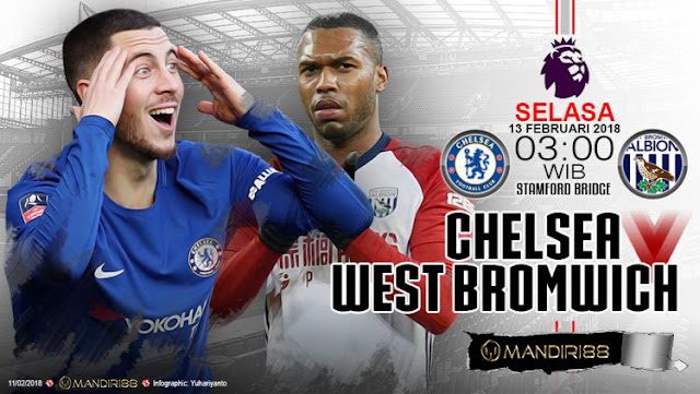 Chelsea vs WBA