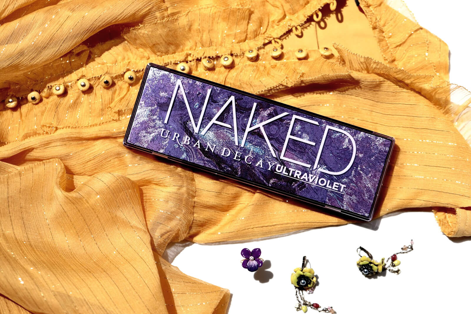Naked Ultra Violet Palette avis