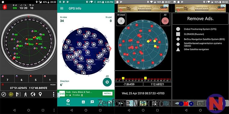 Review GPS Zenfone Max Pro M1