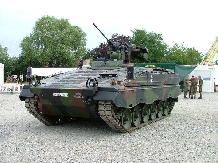 БМП Мардер 1А3